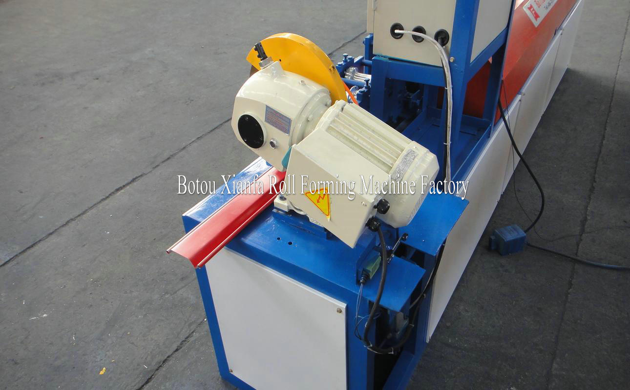 shutter door forming roll forming machine
