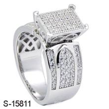 Высокое Качество Мода Ювелирных Изделий Кольцо Серебро 925