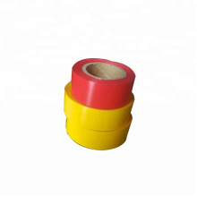 black Expiry date stamping foil for hot stamping foil machine