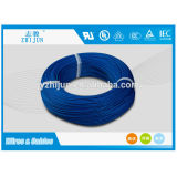 350C peaks 400C fiberglass braided high temperature wire and cable