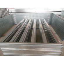 Aus / Ns Galvanized Steel Fence Farm Fence Cattle Panel