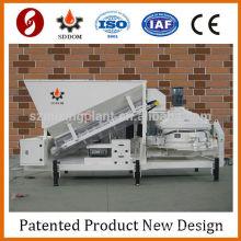 Betonrechner Zementmischer mobile Beton-Batch-Anlage