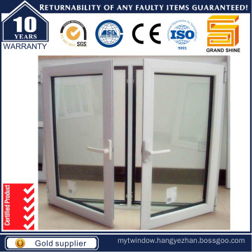 Double Glazed Thermal Break Aluminium Casement Window Swing Window Aluminium Window