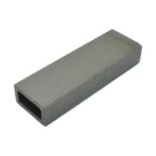 Alto Quanlity de plástico de madera Guardrail compuesto 70 * 40