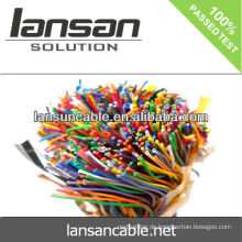 LANSAN High speed 100 Paar Innentelefonkabel mit PVC Jacke 0,5mm Bare Leiter CE UL ISO ZULASSUNG