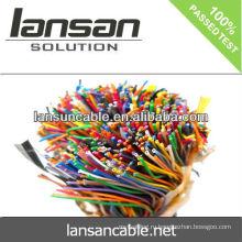 LANSAN высокоскоростной 100 пар внутренний телефонный кабель с ПВХ оболочкой 0,5 мм голый проводник CE UL ISO APPROVAL