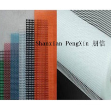 low price invisible transparent fiberglass window screen