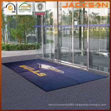 Printed Company Logo Carpet
