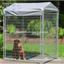 Temp Welded Dog Enclosures, Dog Panels