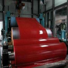 Bobinas pré-pintadas de aço Aluzinc / Aços galvanizados revestidos a cores