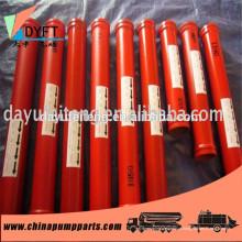 DN125 R130X40D Zoomlion concrete pump boom pipe bend