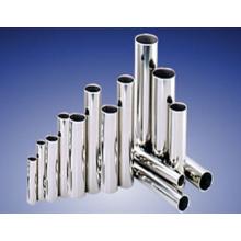 ASTM A554 Tubulação mecânica de aço inoxidável soldada