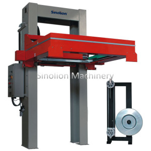 Horizontal Full-automatic Strapping Machine for Pallet