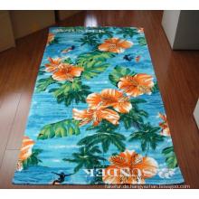 100 % Baumwolle benutzerdefinierte gedruckten Handtuch