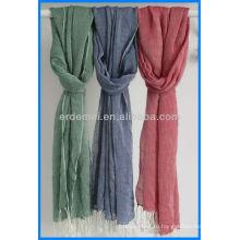 Вискоза, окрашенная в пряжу, турецкая пушминовая шаль