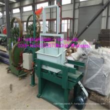 Copeaux de rondins de bois de grande capacité faisant la machine