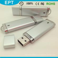 Movimentação concisa do flash do retângulo do estilo da venda superior com USB 3.0