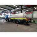 30000l 12 wheel LPG Delivery Vehicles