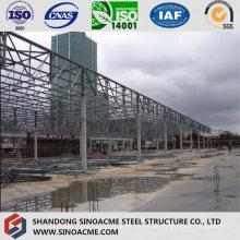 Stahl vorgefertigtes Gebäude für Werkstatt