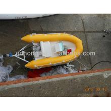 2013 sport bateau RIB360 bateau gonflable avec CE