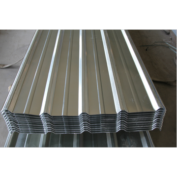 New trapezoid color steel sheet