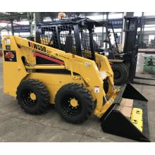 Fuwei Pequeno Skid Steer Loader Como Dingo