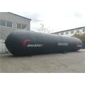 Sacs de levage sous-marins en caoutchouc