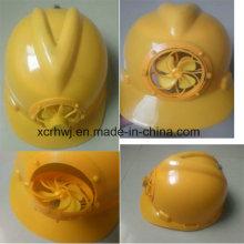 Industrieschutzhelm Hartmütze für Baustelle, Ratsche V-Bauart Arbeitsschutzhelm mit Ce