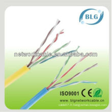 BLG usine cable lan / lan cable / cat5 utp cable