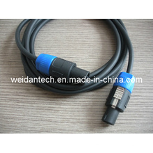 3meter Professional Stage Speaker Speakon Cable (WD15D-002)