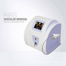 VCA CE approved removal blood vessels