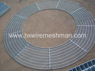 Press-locked Steel Bar Grating