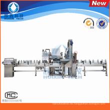 Vollautomatische Abfülllinie und Füllmaschine