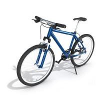 Bicicleta de carretera de ciudad de moda carbono acero marco