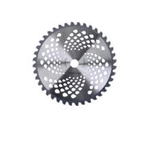 универсальный плоский белый стальной диск для циркулярной пилы