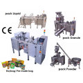 Fabricant de machines d'emballage en sachets