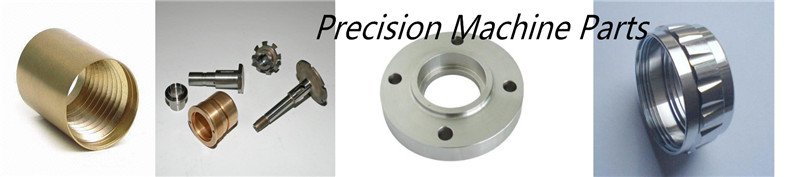 Metal machining parts