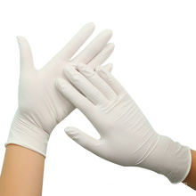 Non-Sterile Latex Gloves for Medical