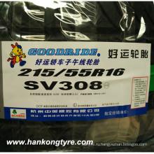 215 / 55r16 Шины Goodride Wanli SUV, шины 4X4, шины для легковых автомобилей