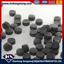 PCD Die Blanks para polimento de pedras preciosas