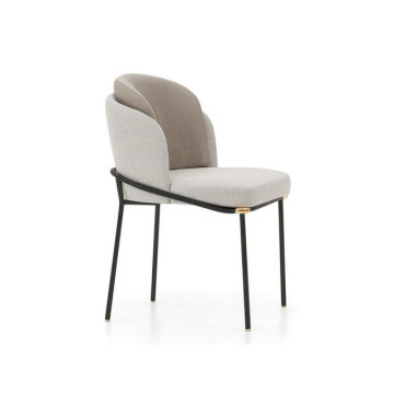 Hotel Restauracja room Fil Noir Dining Chair