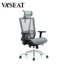 Nouveau fauteuil BIFMA à dossier haut avec support lombaire réglable