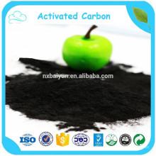 180/200/320 Сетки Порошок Активированного Угля Завода С Низкой Ценой