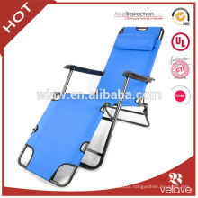 folding canvas deck chair