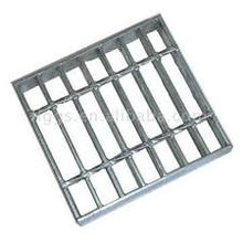 Hot DIP Galvanized Mesh Grating Steel