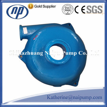 Horizontal centrífuga Sand Slurry Pump Bowl (DG4131)