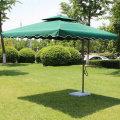 48 дюймов 8 ребер ветрозащитный зонтик от солнца на открытом воздухе