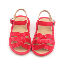 Bellissimi sandali in pelle Baby Sqeaky Baby Shoes