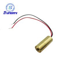 Módulo pequeno do laser do módulo azul do laser do ponto de 450nm 5mw
