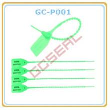 GC-P001 puxe apertado selo de segurança plástico